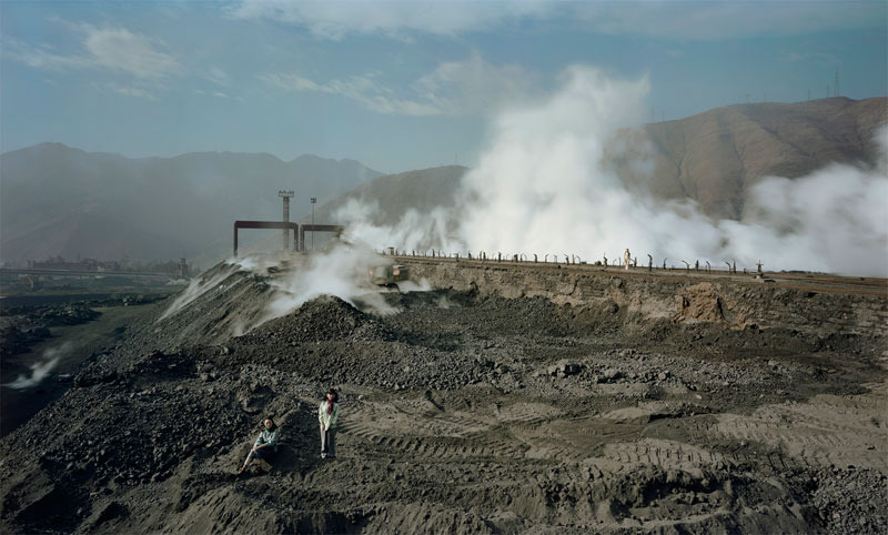 Boiling Mine, 2008, C-print, variable sizes