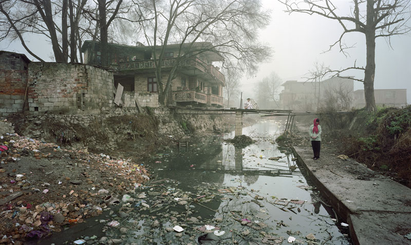 Broken Bridge, 2008, C-print, variable sizes