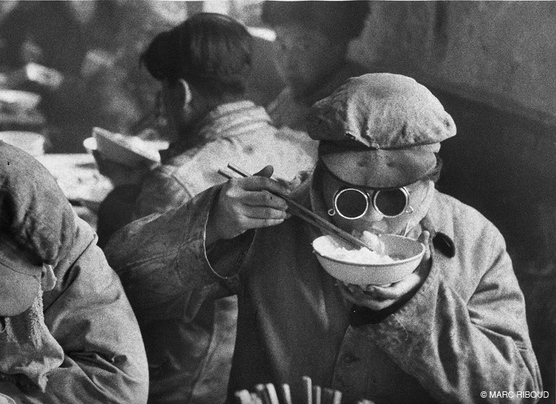 Steel factory, Liaoning, Anshan, 1957