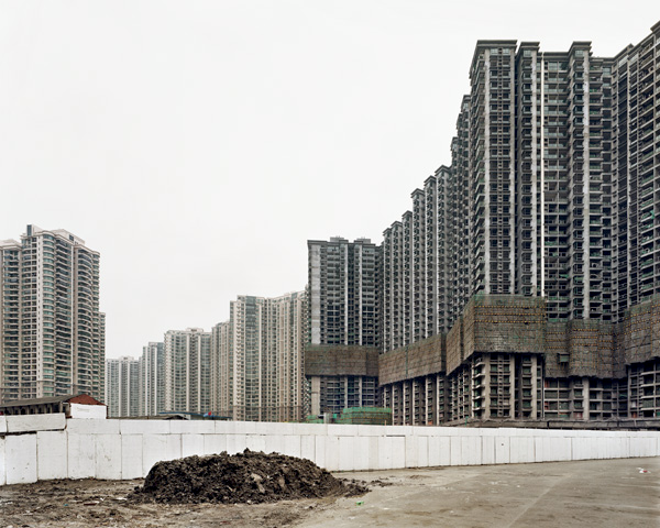 Zhongyuan Liangwan Cheng II, Putuo District, Shanghai, 2005