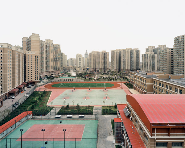Wangjing Xiyuan Third District, Chaoyang District, Beijing, 2003
