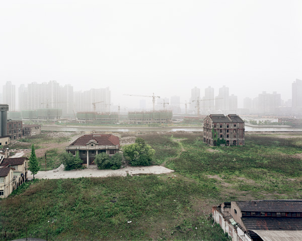 Suzhou Creek, Putuo District, Shanghai, 2004