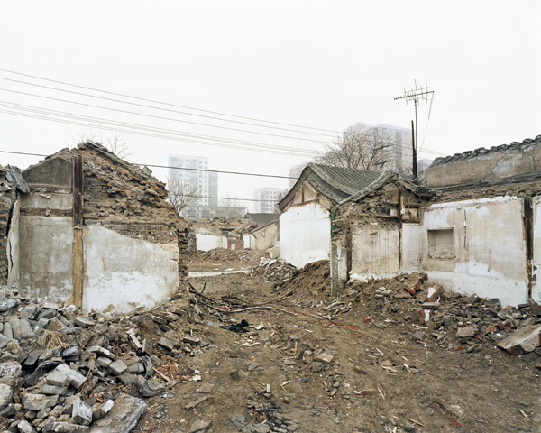 No. 24 Huashishang Fourth Lane, Chongwen District, Beijing, 2003