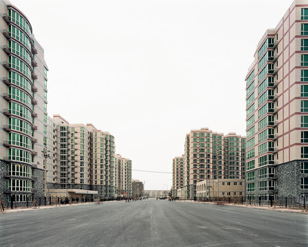 New Street, Shijicheng, Landianchang, Haidian District, Beijing, 2004
