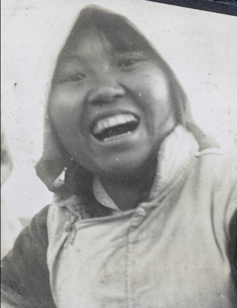Portrait of a laughing woman, 1920