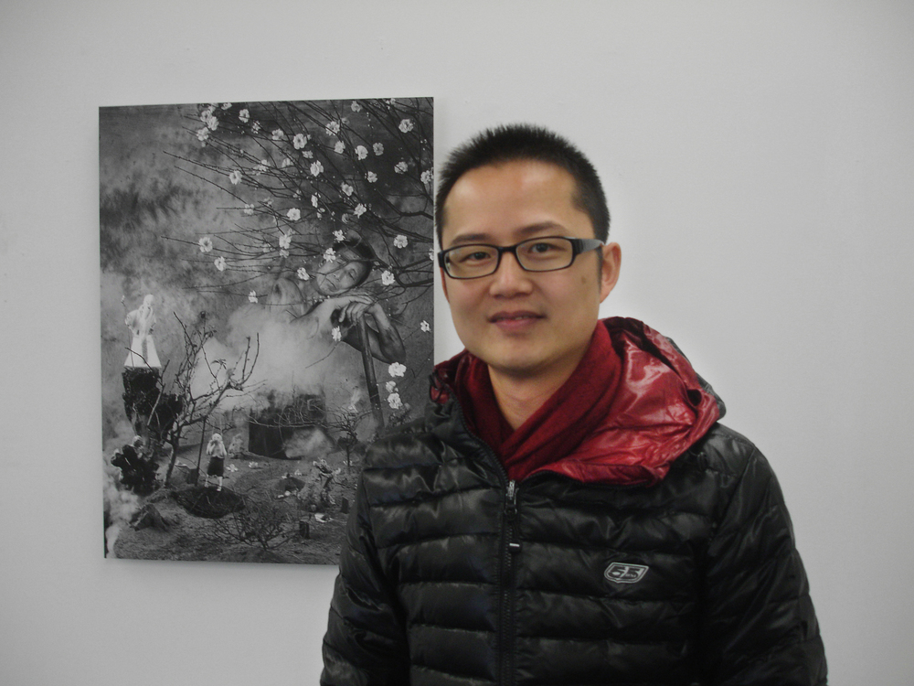 Portrait de Huang Yunhe © Marine Cabos