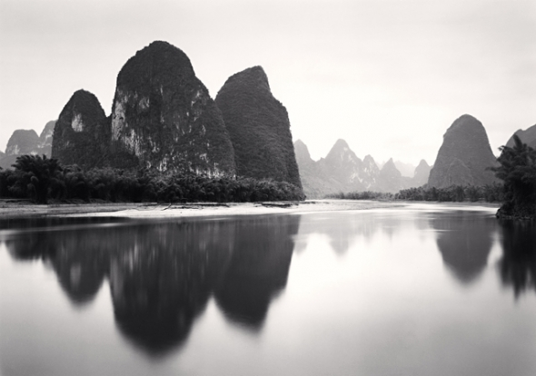 Lijiang River, Study 1, Guilin, China, 2006