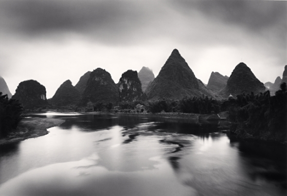 Lijiang River, Study 8, Guilin, China, 2006