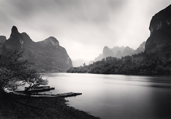 Lijiang River, Study 9, Guilin, China, 2006
