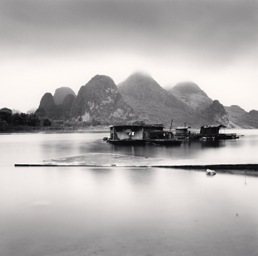 Lijiang River, Study 10, Guilin, China, 2006