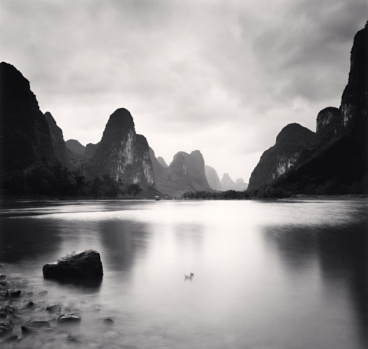 Lijiang River, Study 11, Guilin, China, 2006