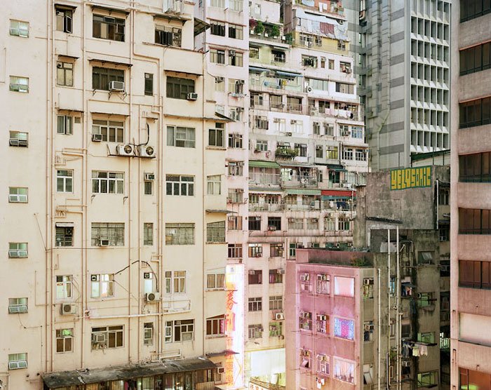 The Raw and The Cooked, Hong Kong (2009), variable sizes