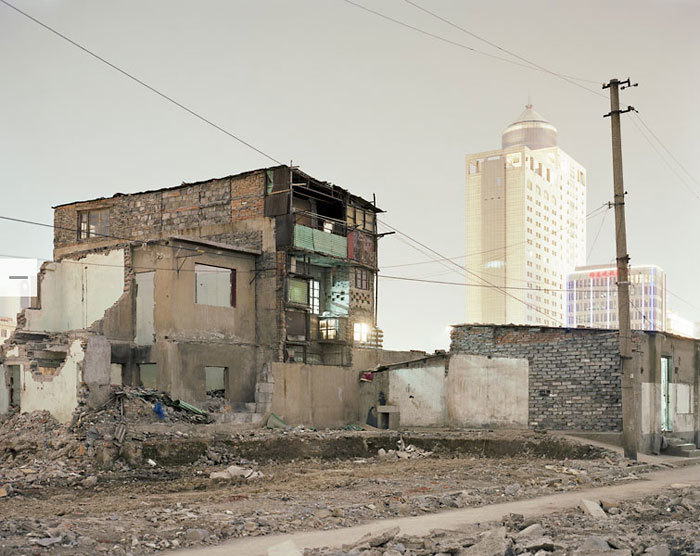 The Raw and The Cooked, Shanghai (2010), variable sizes
