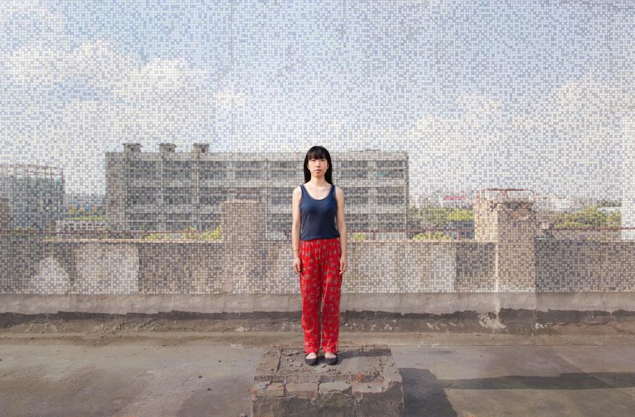 Yu Ji, Usine Hero Ink Pen, Shanghai - Juillet 2012