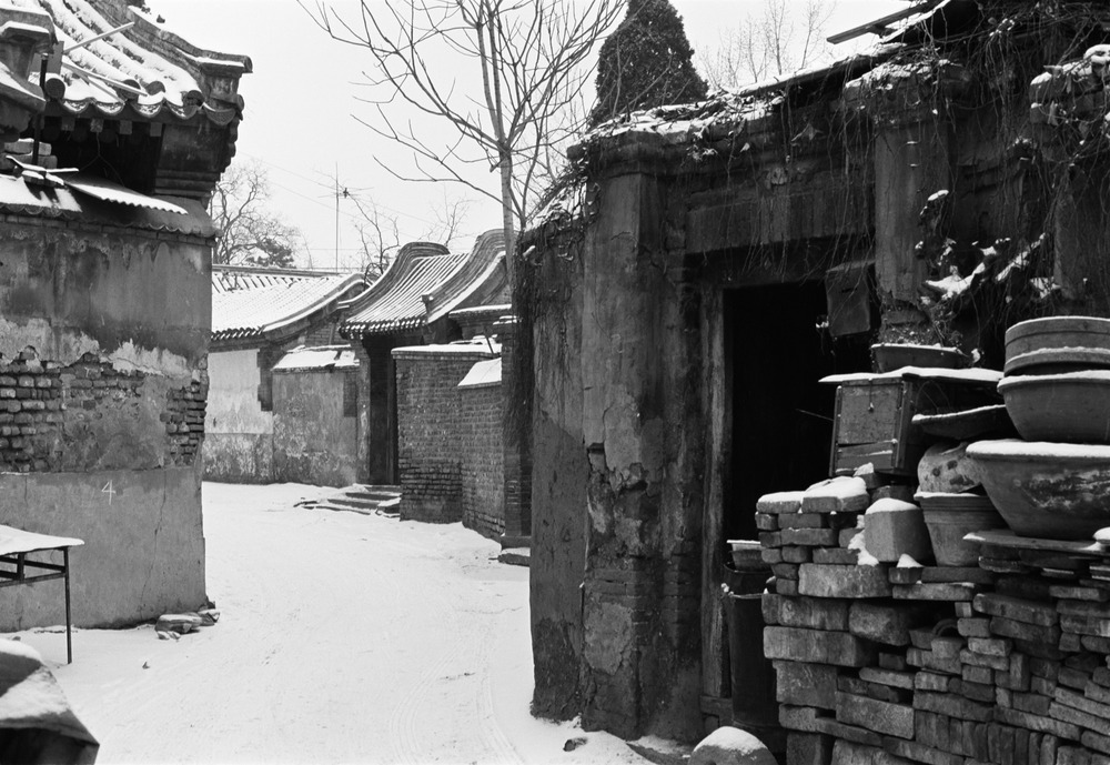 Zhanzi Hutong (1989) | Courtesy of Hua Gallery