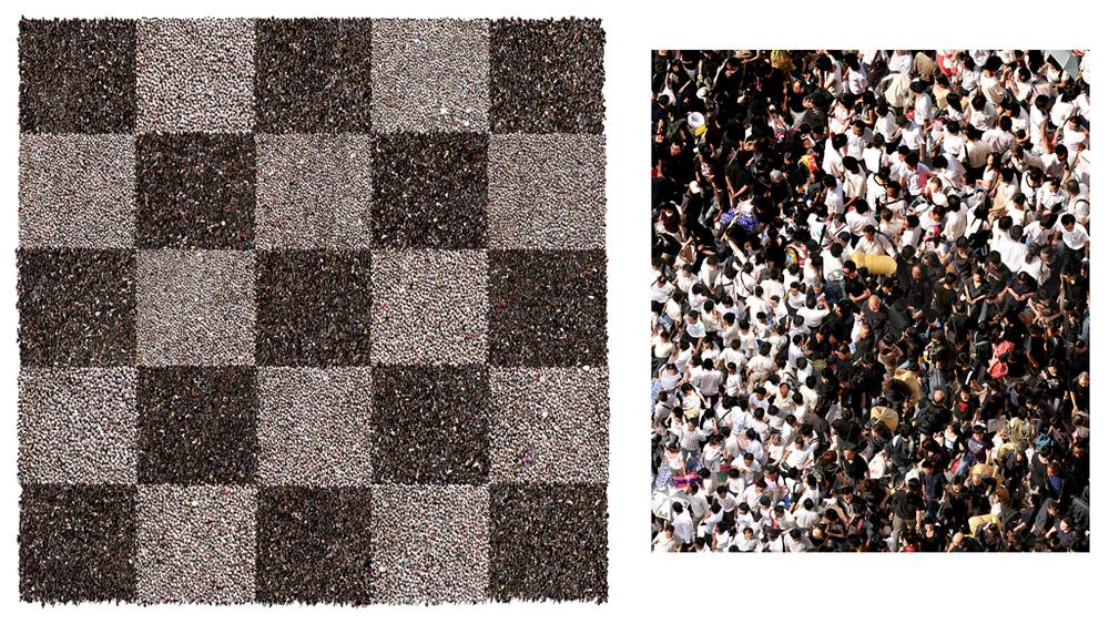 We 2, 150 x 150 mm, 2012