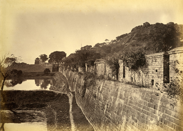 Foochow City8 Walls, c. 170, albumen print. AC3-15 © Oldchinaphotography.com
