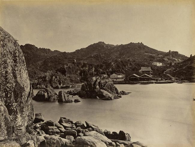 Swatow (Shantou), c. 1870, albumen print © Oldchinaphotography.com