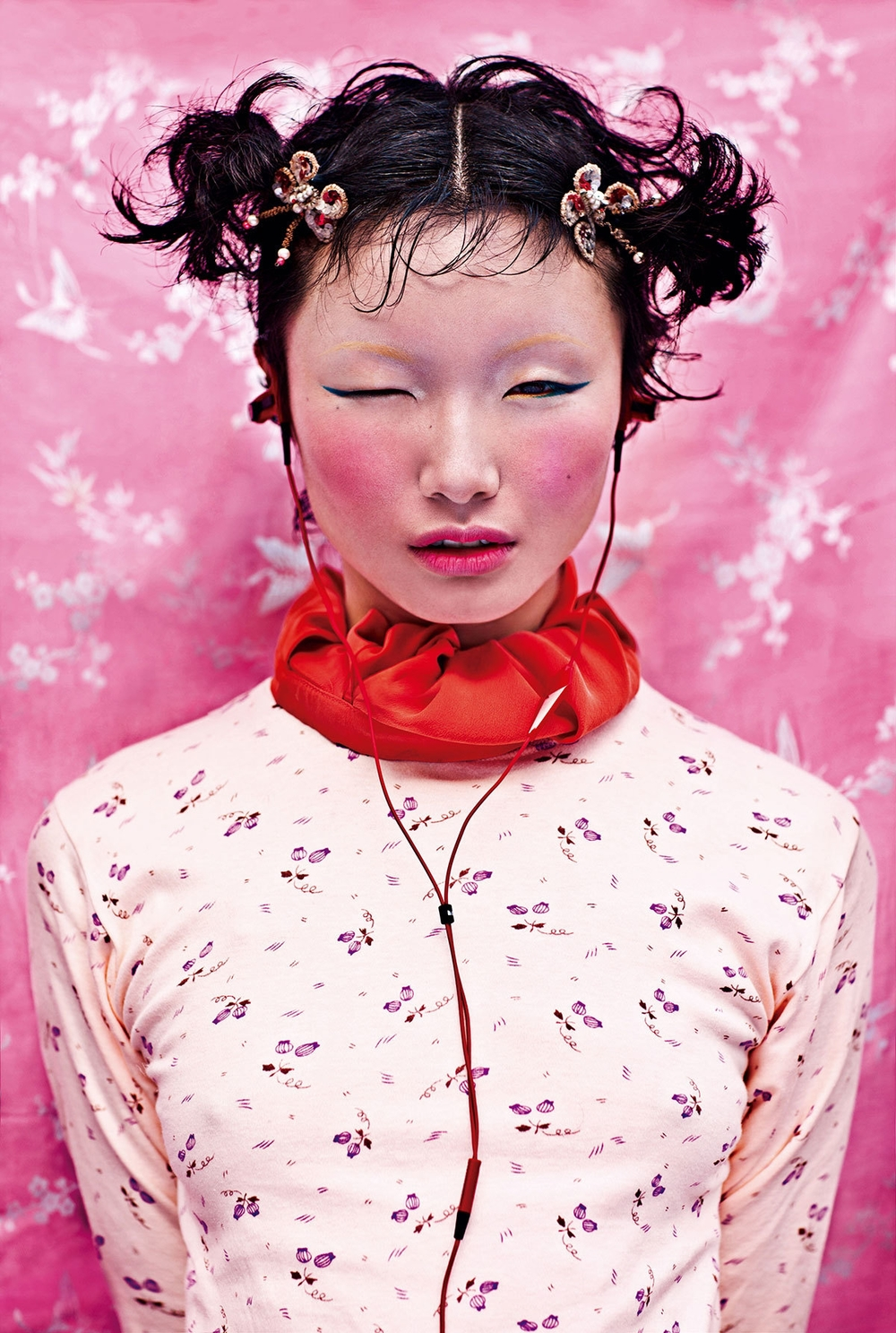Chinese Fashion Magazine Pictures