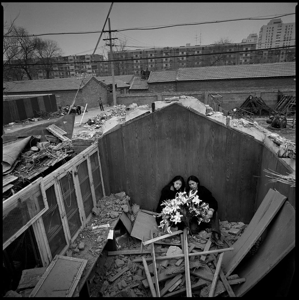 Liulitun Beijing No.2, 2002