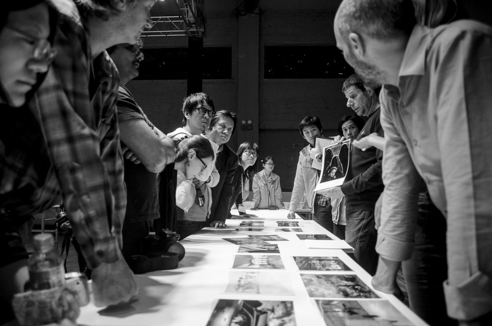 Judging session © Stefen Chow
