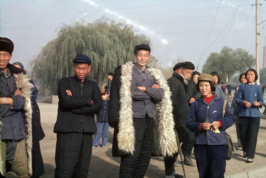 1966, north east of Beijing © Solange Brand