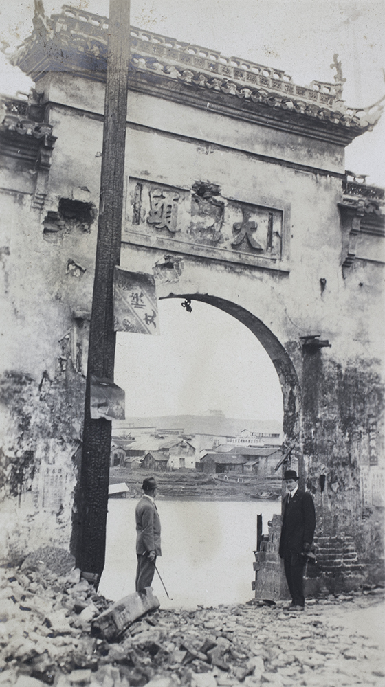 Wyatt-Smith, Stanley Collection - The Historical Photographs of China database has released online a new collection of 184 photographs, the vast majority documenting events during the 1911 Xinhai Revolution in Wuhan.