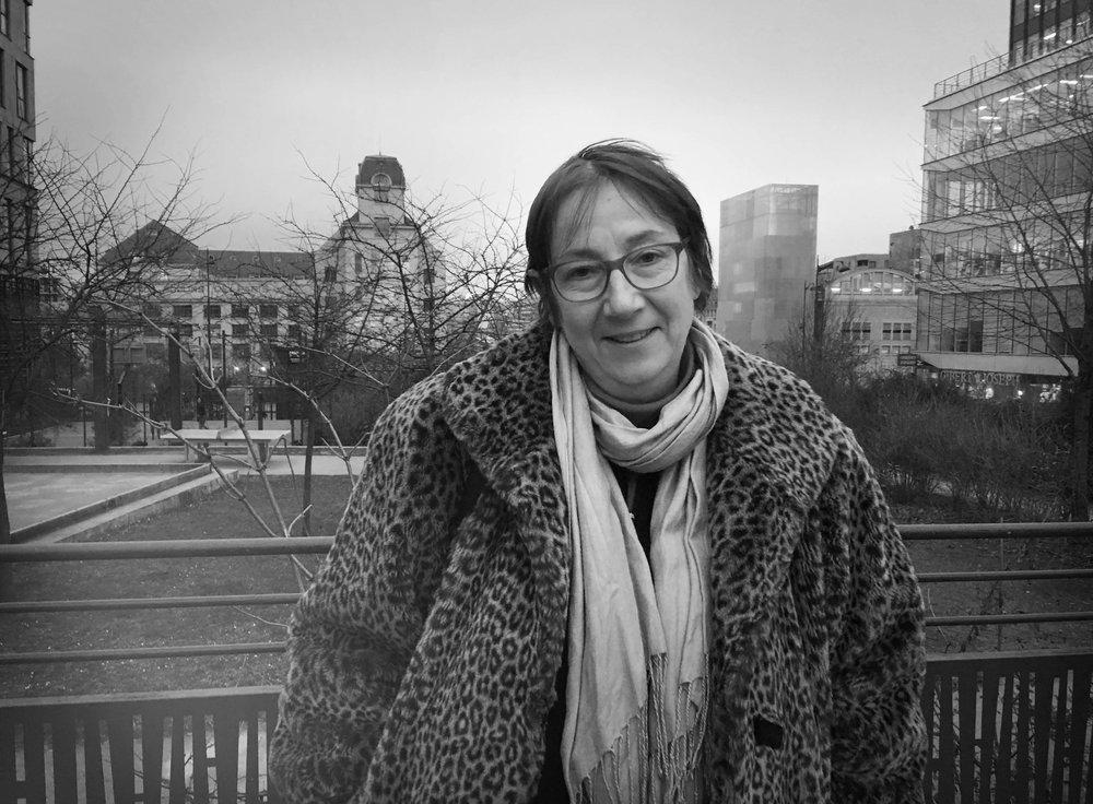 Portrait of Agnès Gaudu, 2017 © Marine Cabos
