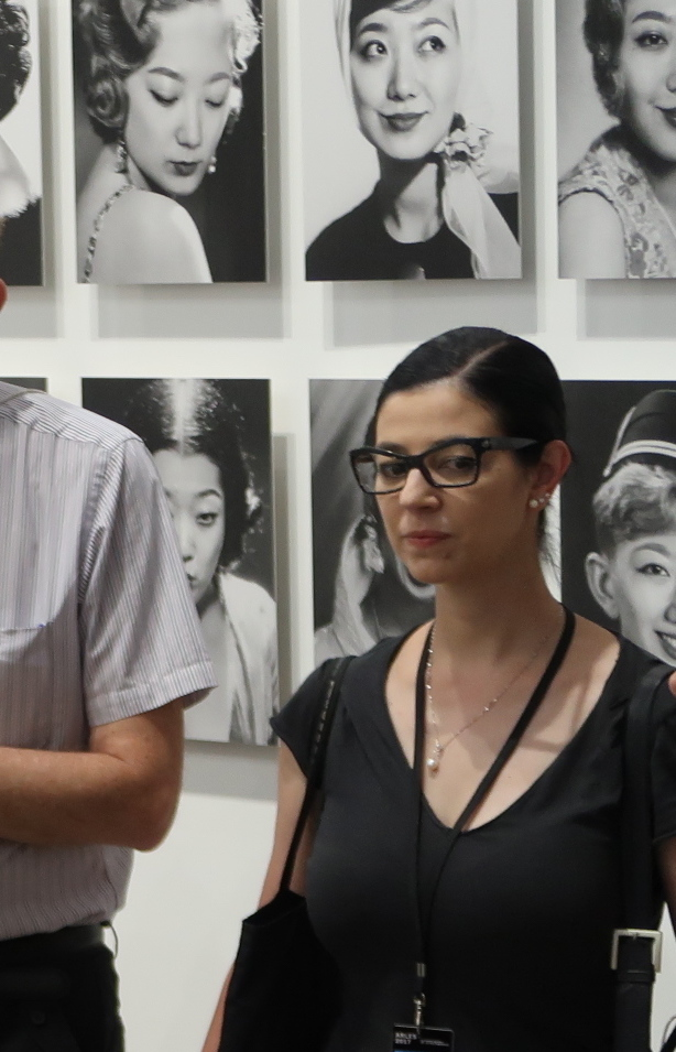 - Arles in a few words: international, discovery, cultureYour highlight: Roger Ballen and Mathieu Pernot Nataline Colonnello, Director of the Three Shadows Photography Art Centre in Beijing