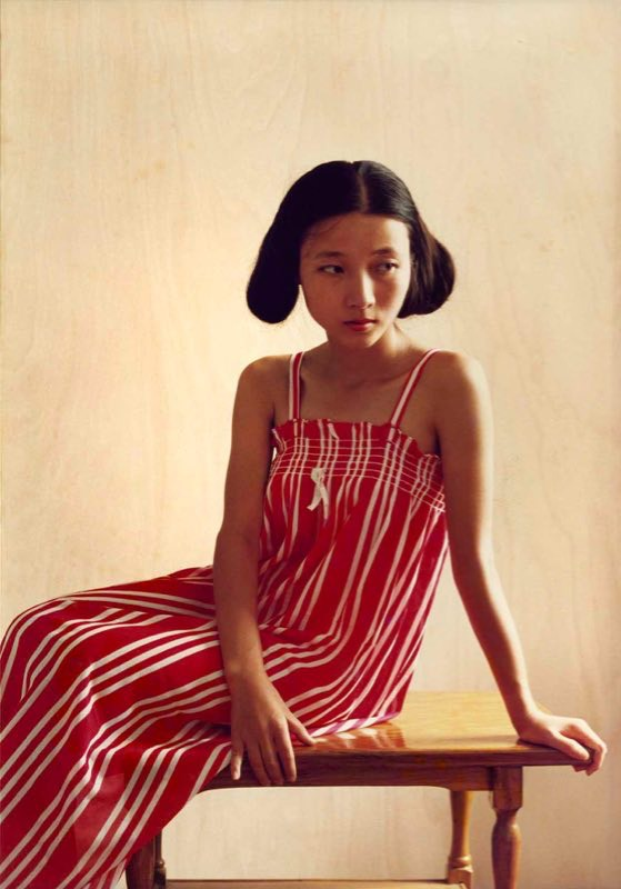 Zhang Hai'er,Hu Yuanli, Guangzhou, 1984