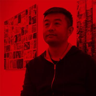 Liu Bolin 刘勃麟