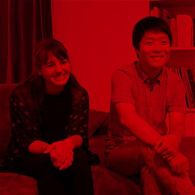 Ning Kai & Sabrina Scarpa