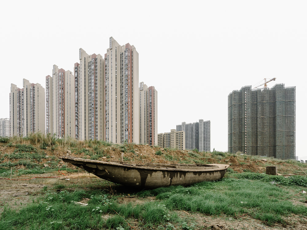 Wuhan Boulevard  series © Alessandro Zanoni