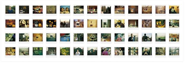 Meng Huang. I No. 2. 2004-2005.Courtesy of Galerie Urs Meile, Beijing-Lucerne