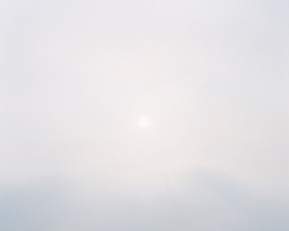 Picture of the Sun AQI 350