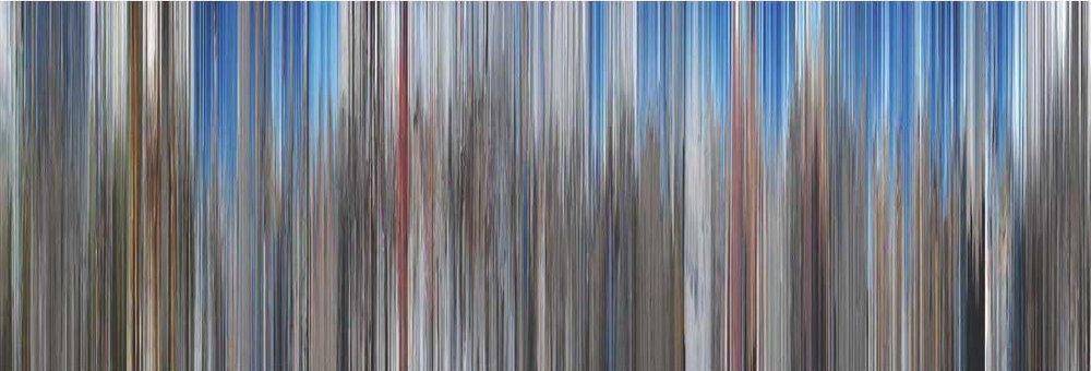 """""""Qilian Range - 11,"""" 2015 © Zhuang Hui"""