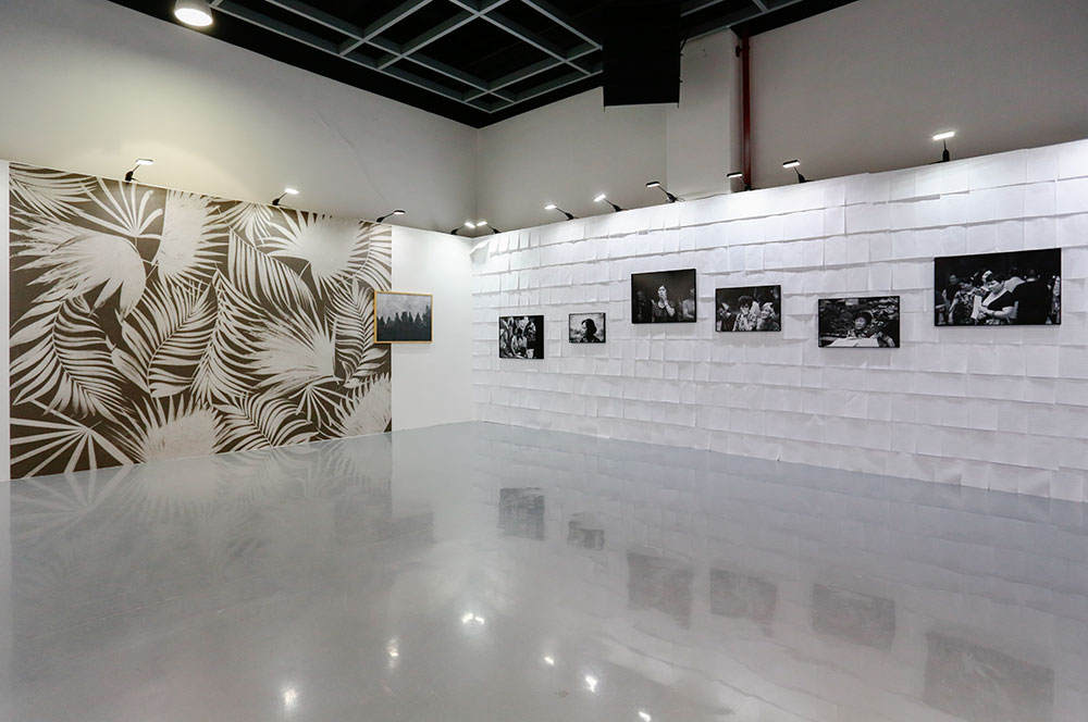 Guo Yingguang's works at Jimei Citizen Square main exhibition hall, exhibition view