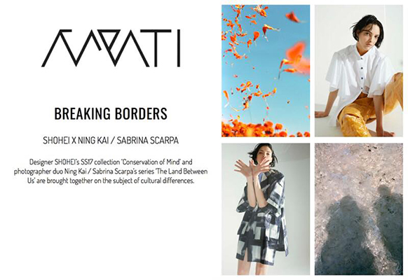Ning Kai & Sabrina Scarpa's works on Acreati website