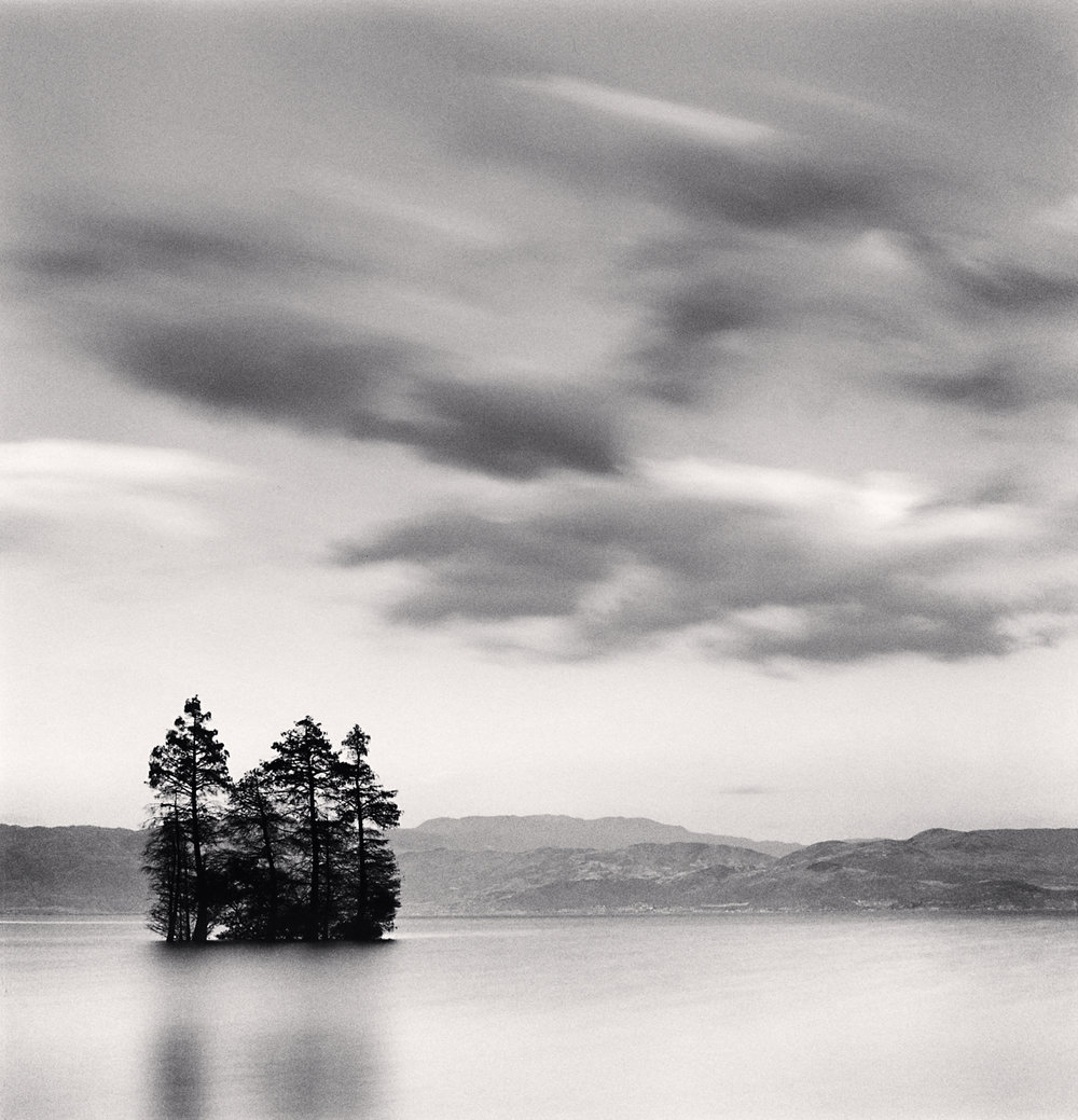 Michael Kenna, Erhai Lake, Study 9, Yunnan, China. 2014 | Courtesy of Blue Lotus Gallery