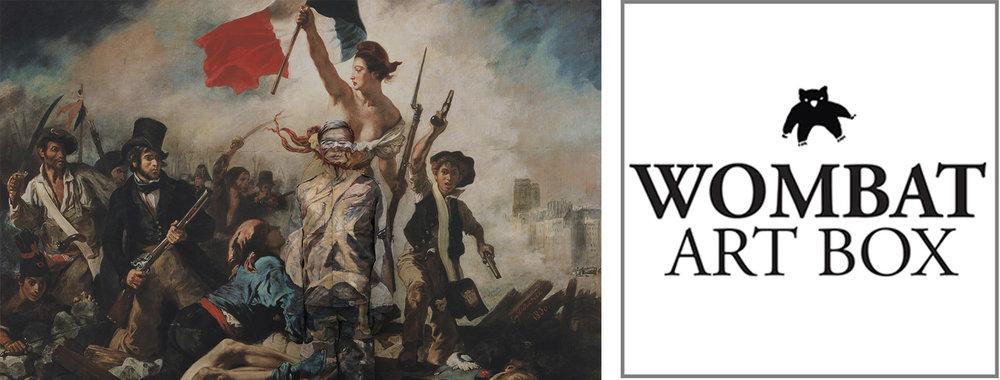Wombat Photography & Art Box N°30 on Liu Bolin