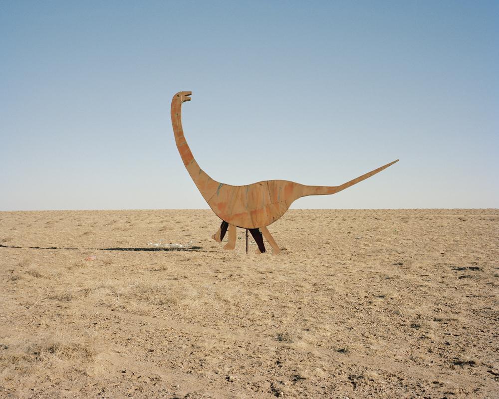 Dinosaur sculpture,Inner Mongolia,2014-li-wei-photography-of-china.jpg