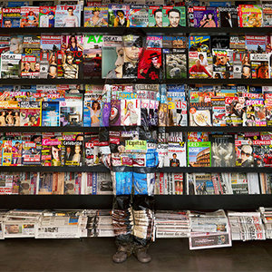 More works by Liu Bolin