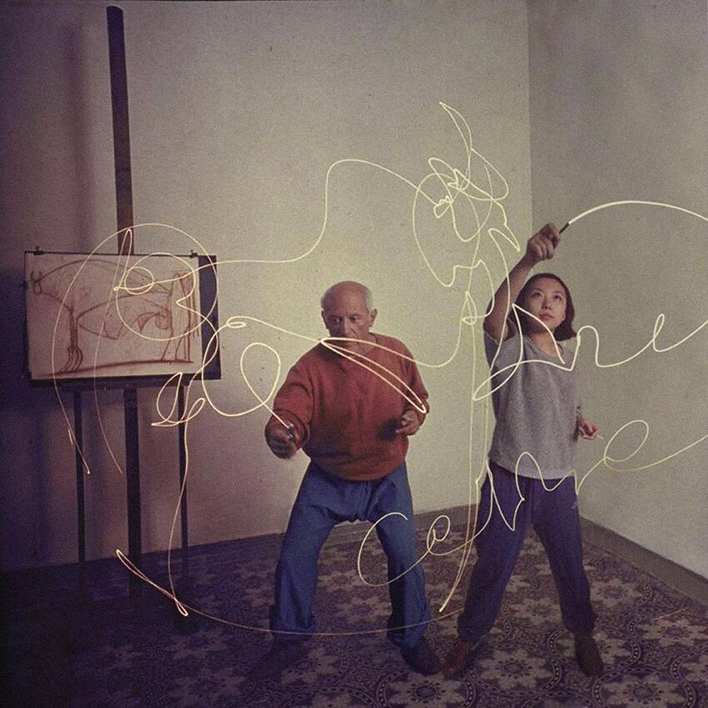 Celine Liu, Pablo Picasso & Celine Liu - 2016 - 30 x 30 cm - 1/7 | Courtesy of the White Villa Collection