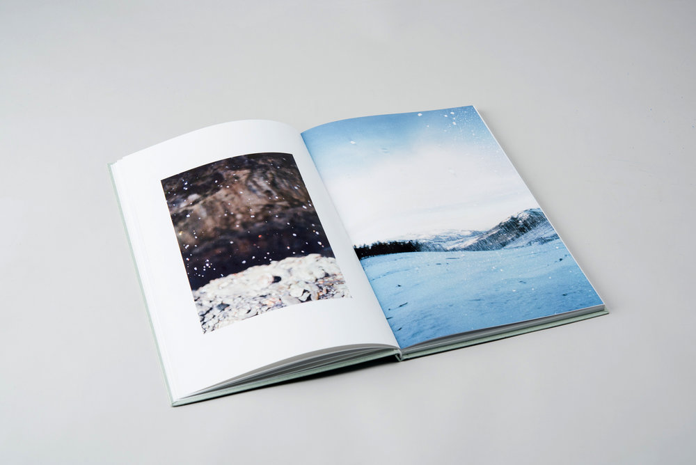 "Ning Kai & Sabrina Scarpa, ""The Land Between Us"", edited by Imageless © Courtesy of the authors"