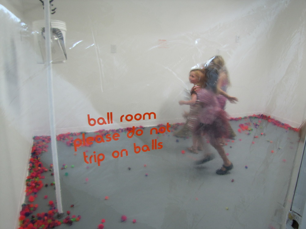 Ball Room, 2011, Savannah, GA