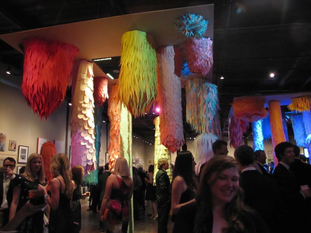 SCAD Scholarship Gala, 2011, Savannah, GA