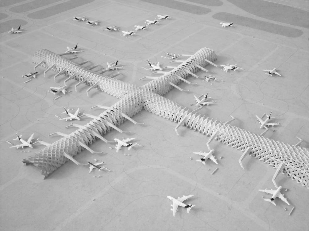 Shenzhen<br>Airport<br>Terminal