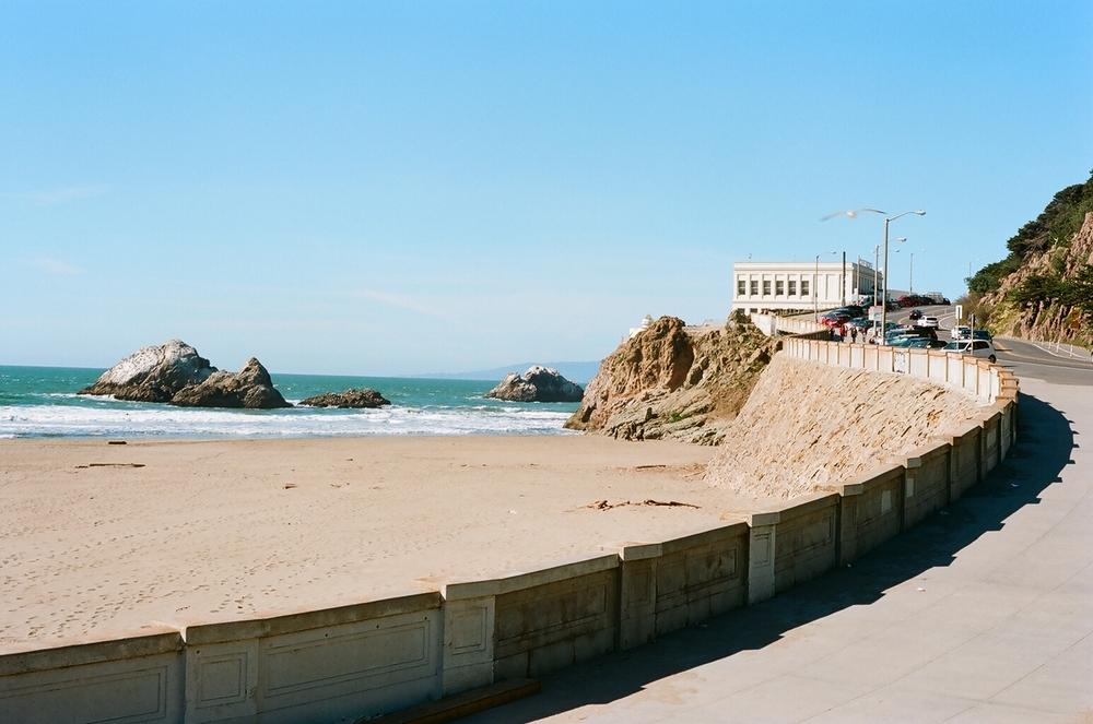 Ocean Beach, San Francisco, California   January, 2015