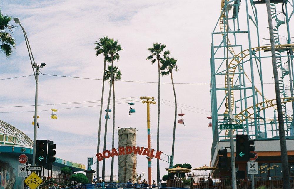 Santa Cruz, California   July, 2018