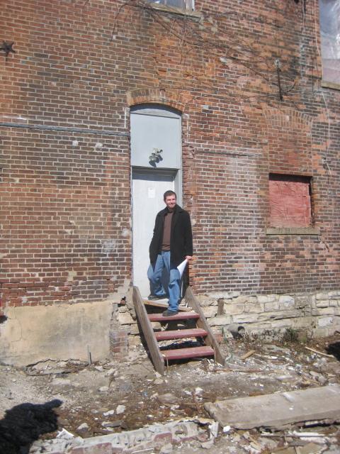 Exterior Back Wall 2 .JPG